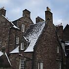 Gables Edinburgh by Jackie Wilson