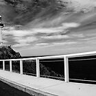 Byron Bay light house by SamanthaHaworth