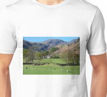 Deepdale Valley in The English Lake District Unisex T-Shirt