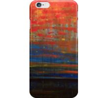 Indian Ocean Sunset 2 iPhone Case/Skin