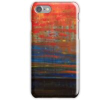 Indian Ocean Sunset 2 iPhone Case/Skin