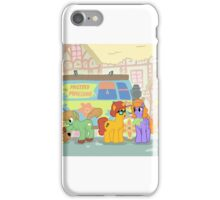 Scooby Doo Gang as My Little Pony iPhone Case/Skin