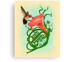 Musical Nectar Canvas Print