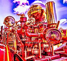 Antique Apparatus  by JoeGeraci
