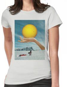 Sunspot Womens Fitted T-Shirt