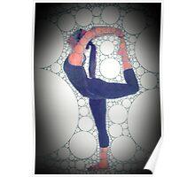 Yoga Art 13 Poster
