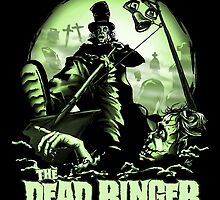 The Dead Ringer by kevinmchughart