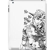 Jojo - Gyro Zeppeli (Black) iPad Case/Skin