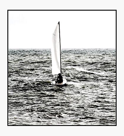Sail away, sail away, sail away Photographic Print