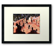 Bryce Canyon series 2 Framed Print