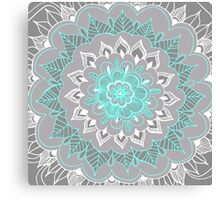 Bubblegum Lace Canvas Print