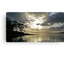 Saltwater River Canvas Print