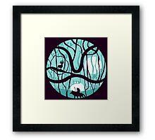 Mononoke-Hime Framed Print