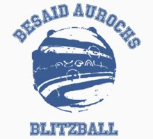 Besaid Aurochs Blitzball Kids Clothes