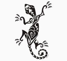 Lizard Tattoo /Henna shirt by Kayleigh Walmsley