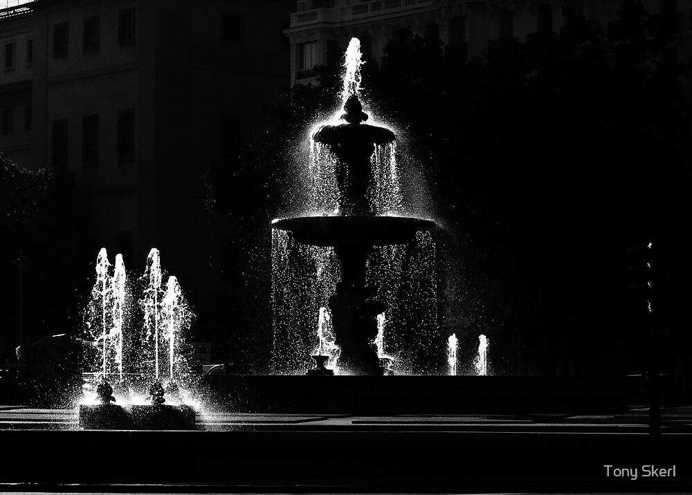Madrid - Plaza de la Independencia by TonySkerl Photography