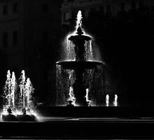 Madrid - Plaza de la Independencia by TonySkerl Photography.com