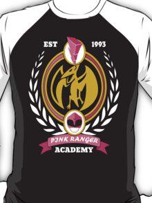 Pink Ranger Academy T-Shirt