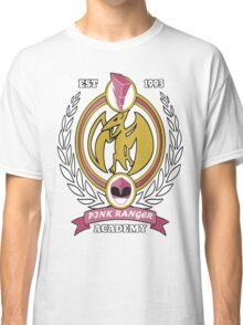 Pink Ranger Academy Classic T-Shirt