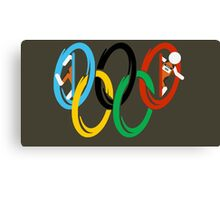 Olympic Portals Canvas Print