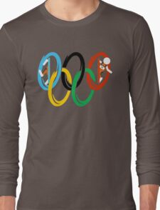 Olympic Portals Long Sleeve T-Shirt