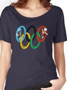 Olympic Portals Women's Relaxed Fit T-Shirt