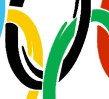 Olympic Portals Sticker