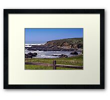 Cambria Framed Print