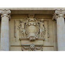 Le Grand Palais - Intricate Details © Photographic Print
