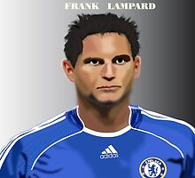 Frank Lampard by andregray