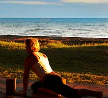 Yoga with Paul Reynolds by linaji