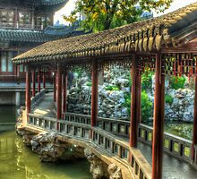 The Calm of Lu Gardens, Beijing China by capturedjourney