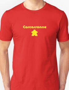 Carcassonne Meeple Parody T-shirt Kids Clothing Unisex T-Shirt