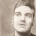 Morrissey by scarletmoon