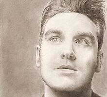 Morrissey by scarletmoon
