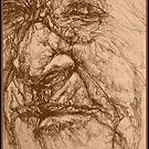 Old face by thorald
