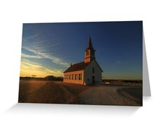 St. Olaf's - The Old Rock Church Greeting Card