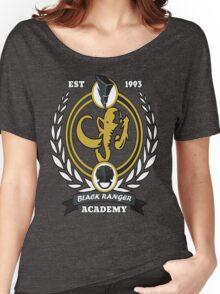 Black Ranger Academy Women's Relaxed Fit T-Shirt