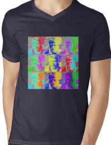 Warhol Rowsdower Tee (for my fellow MST3K fans) Mens V-Neck T-Shirt