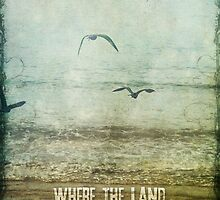 Where the Land meets the Sea by Sybille Sterk