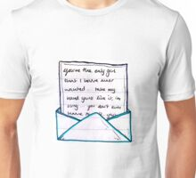 Letter Home - Childish Gambino Unisex T-Shirt