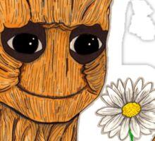 I am Groot Sticker