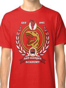 Red Ranger Academy Classic T-Shirt