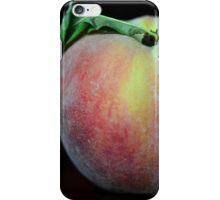 Feelin' Peachy... iPhone Case/Skin