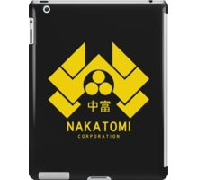 Nakatomi Corporation iPad Case/Skin