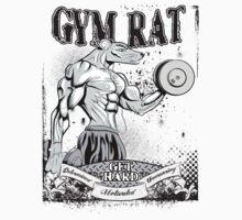 Gym Rat (Male) by Robert Cross