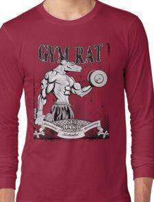 Gym Rat (Male) Long Sleeve T-Shirt