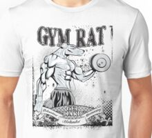 Gym Rat (Male) Unisex T-Shirt