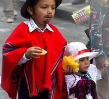 Cuenca Kids 665 by Al Bourassa