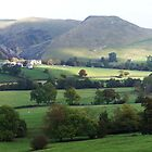 Thorpe Cloud October 17 2009 by GreenPeak
